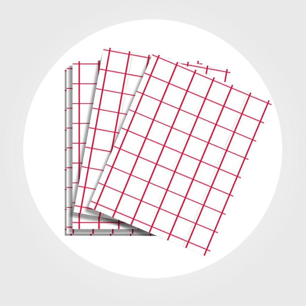 papel transfer oscuro A3-Precio 60.00