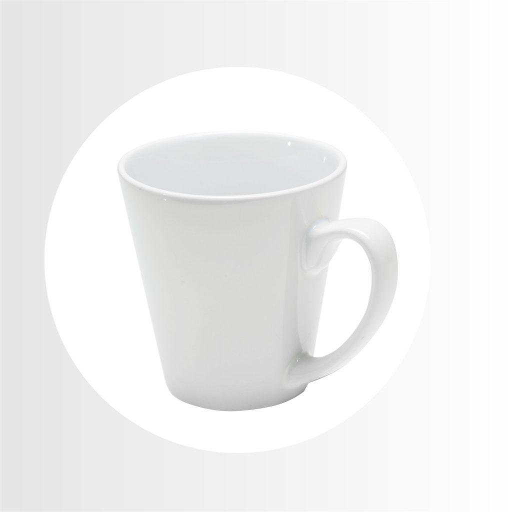 taza conica chica 12 oz -Precio 6.00
