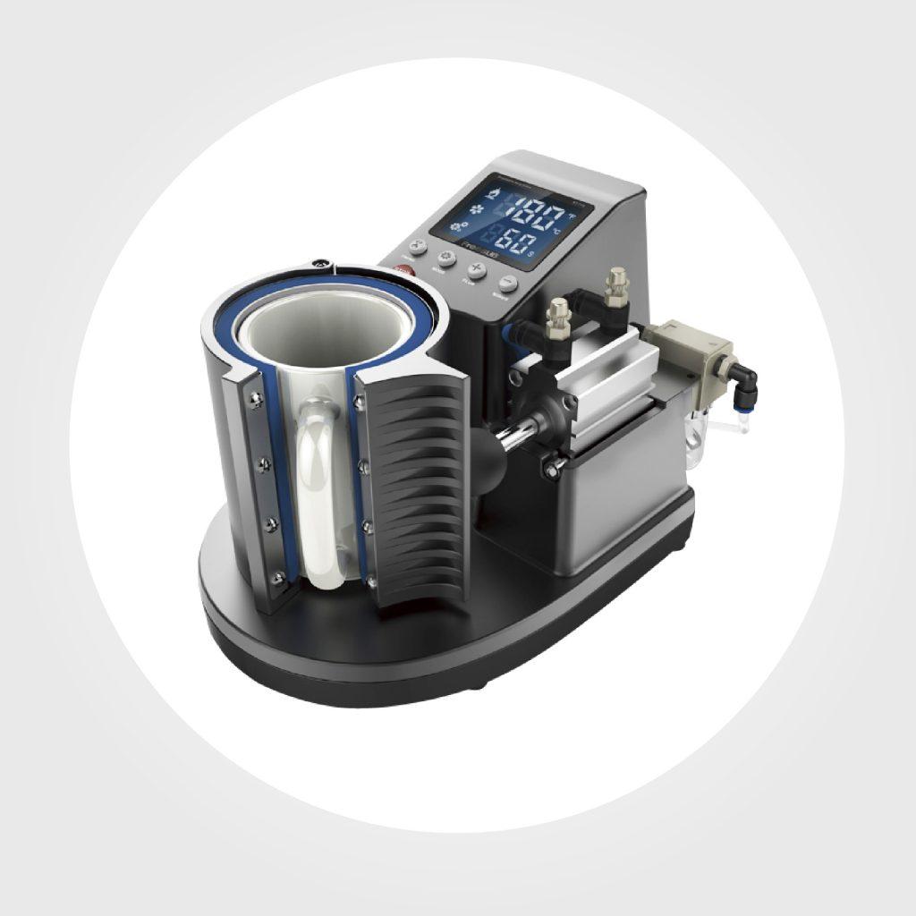 Maquina de tazas semi automatica-Precio 800 soles